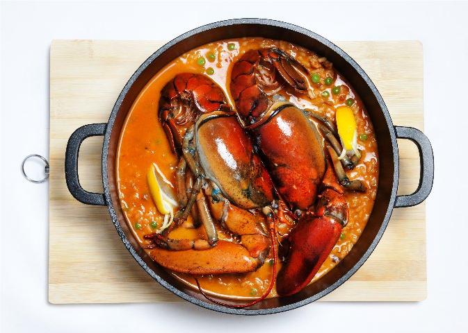 Agua Beijing lobster